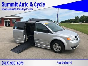 Used Wheelchair Van For Sale: 2010 Dodge Grand Caravan S Wheelchair Accessible Van For Sale with a  on it. VIN: 2D4RN5D10AR154677