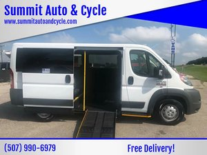 Used Wheelchair Van For Sale: 2017 Ram Promaster S Wheelchair Accessible Van For Sale with a  on it. VIN: 3C6TRVAG8HE544025