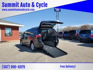 Used Wheelchair Van For Sale: 2018 Toyota Sienna S Wheelchair Accessible Van For Sale with a  on it. VIN: 5TDKZ3DC5JS939762