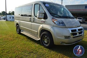 Used Wheelchair Van For Sale: 2016 Ram Promaster Low Roof Wheelchair Accessible Van For Sale with a  on it. VIN: 3C6TRVAG5GE130828