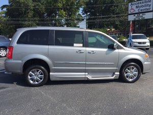 Used Wheelchair Van For Sale: 2016 Dodge Grand Caravan SXT Wheelchair Accessible Van For Sale with a VMI Dodge Northstar on it. VIN: 2C4RDGCG1GR180862