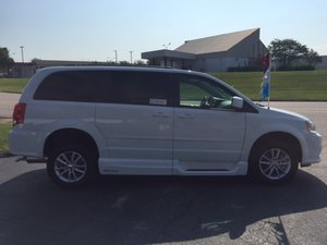Used Wheelchair Van For Sale: 2016 Dodge Grand Caravan SXT Wheelchair Accessible Van For Sale with a VMI Dodge Northstar on it. VIN: 2C4RDGCG9GR176011