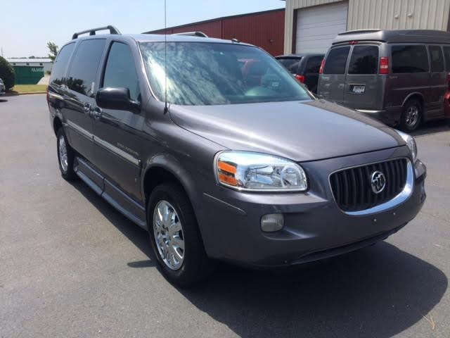 2007 Buick Terraza Wheelchair Van For Sale Braunability