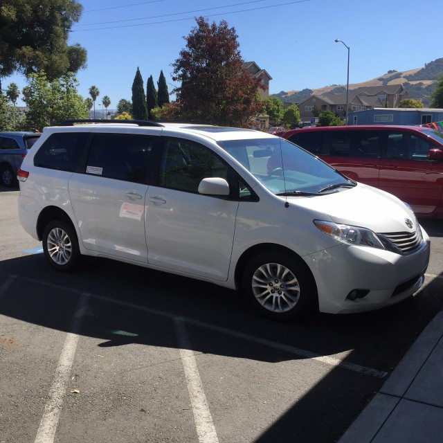 2011 Toyota Sienna Wheelchair Van For Sale Freedom