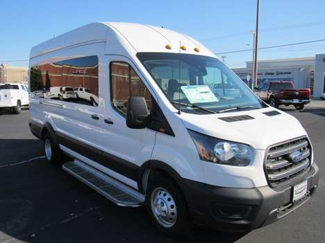 New Wheelchair Van For Sale: 2020 Ford T-350 XL Wheelchair Accessible Van For Sale with a  on it. VIN: 1FBVU4X80LKA54263