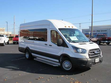 New Wheelchair Van For Sale: 2020 Ford T-350 XL Wheelchair Accessible Van For Sale with a  on it. VIN: 1FBVU4X88LKA54270