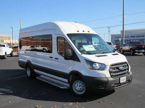 New Wheelchair Van For Sale: 2020 Ford T-350 XL Wheelchair Accessible Van For Sale with a  on it. VIN: 1FBVU4X8XLKA54271