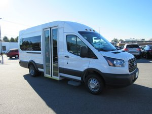 New Wheelchair Van For Sale: 2017 Ford Transit XL Wheelchair Accessible Van For Sale with a  on it. VIN: 1FBVU4XM1HKB51430
