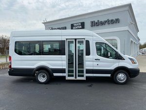 New Wheelchair Van For Sale: 2019 Ford Transit S Wheelchair Accessible Van For Sale with a  on it. VIN: 1FBVU4XM5KKB43726