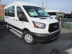 New Wheelchair Van For Sale: 2019 Ford Transit S Wheelchair Accessible Van For Sale with a  on it. VIN: 1FBZX2CM0KKA18832