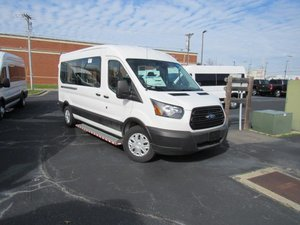New Wheelchair Van For Sale: 2019 Ford Transit S Wheelchair Accessible Van For Sale with a  on it. VIN: 1FBZX2CM5KKA95079