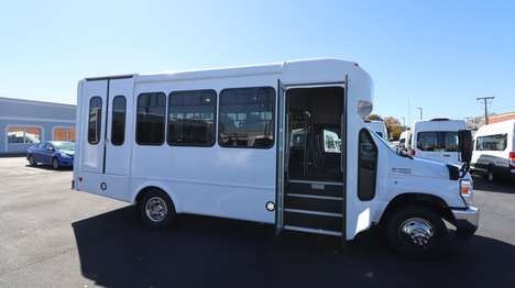 New Wheelchair Van For Sale: 2021 Ford E-350  Wheelchair Accessible Van For Sale with a  on it. VIN: 1FDEE3FN4MDC09604