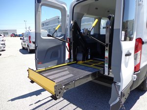 New Wheelchair Van For Sale: 2017 Ford Transit XL Wheelchair Accessible Van For Sale with a  on it. VIN: 1FMZK1CM3HKB56549
