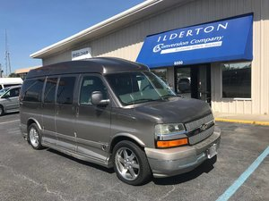 Used Wheelchair Van For Sale: 2007 Chevrolet Express EX Wheelchair Accessible Van For Sale with a  on it. VIN: 1GBFG15TX71143707