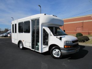 Used Wheelchair Van For Sale: 2008 Chevrolet Express EX Wheelchair Accessible Van For Sale with a  on it. VIN: 1GBJG316281162923