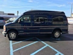 Used Wheelchair Van For Sale: 2002 GMC Savana  Wheelchair Accessible Van For Sale with a  on it. VIN: 1GDFG15W121163399