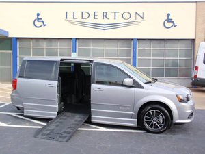 Used Wheelchair Van For Sale 2017 Dodge Grand Caravan Accessible With
