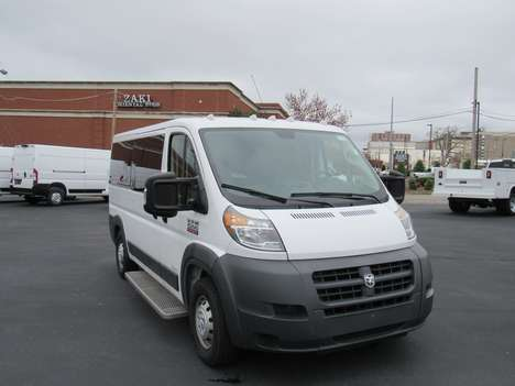 New Wheelchair Van For Sale: 2018 Ram Promaster L Wheelchair Accessible Van For Sale with a  on it. VIN: 3C6TRVAG0JE153425