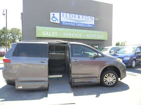 New Wheelchair Van For Sale: 2020 Toyota Sienna SE Wheelchair Accessible Van For Sale with a  on it. VIN: 5TDYZ3DC7LS051219