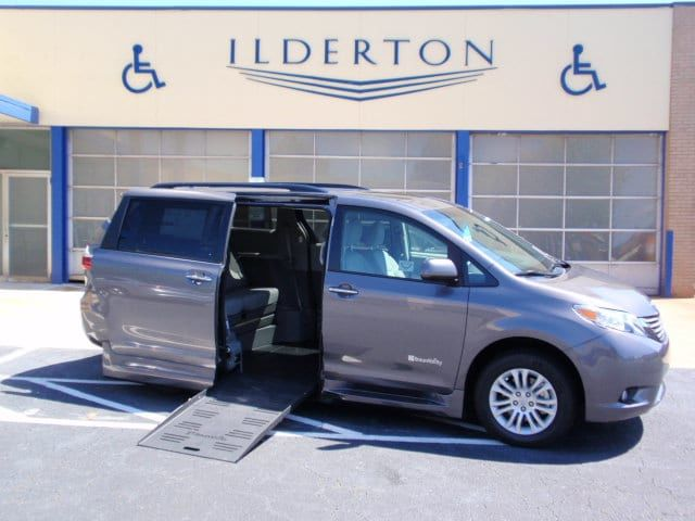 New Wheelchair Van For Sale 2017 Toyota Sienna Accessible With A