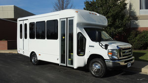 New Wheelchair Van For Sale: 2017 Ford Starcraft  Wheelchair Accessible Van For Sale with a  on it. VIN: 1FDEE3FS3HDC57428