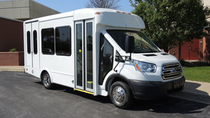 New Wheelchair Van For Sale: 2018 Ford Starcraft  Wheelchair Accessible Van For Sale with a  on it. VIN: 1FDES6PM2JKA0833W
