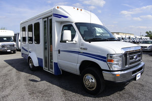 Used Wheelchair Van For Sale 2014 Ford Starcraft Accessible With A