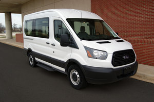 New Wheelchair Van For Sale: 2019 Ford Transit  Wheelchair Accessible Van For Sale with a  on it. VIN: 1FDZK1CM7JKA93249