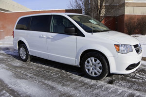New Wheelchair Van For Sale: 2018 Dodge Grand Caravan  Wheelchair Accessible Van For Sale with a  on it. VIN: 2C4RDGBG2JR163156