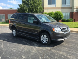 New Wheelchair Van For Sale: 2017 Dodge Grand Caravan  Wheelchair Accessible Van For Sale with a  on it. VIN: 2C4RDGBG4HR562631