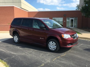 New Wheelchair Van For Sale: 2017 Dodge Grand Caravan  Wheelchair Accessible Van For Sale with a  on it. VIN: 2C4RDGBGXHR619592