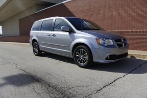 Used Wheelchair Van For Sale: 2017 Dodge Grand Caravan  Wheelchair Accessible Van For Sale with a  on it. VIN: 2C4RDGCG3HR554275