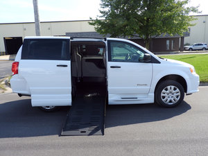 New Wheelchair Van For Sale: 2019 Dodge Grand Caravan  Wheelchair Accessible Van For Sale with a  on it. VIN: 2C7WDGBG4KR728577