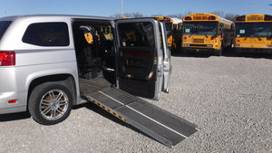 Used Wheelchair Van For Sale: 2014 Mobility Ventures MV-1 LX Wheelchair Accessible Van For Sale with a  on it. VIN: 57WML2A6XEM101467
