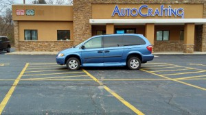 Used Wheelchair Van For Sale: 2007 Dodge Grand Caravan SE  Wheelchair Accessible Van For Sale with a VMI - Dodge Summit on it. VIN: 1D4GP24R17B193517