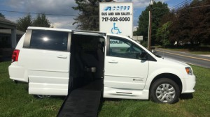 New Wheelchair Van For Sale: 2016 Dodge Grand Caravan SE Plus  Wheelchair Accessible Van For Sale with a BraunAbility® - Dodge CompanionVan on it. VIN: 2c4rdgbg1gr225929