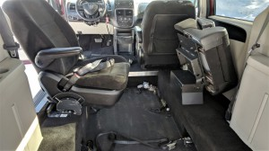 Used Wheelchair Van For Sale: 2015 Dodge Caravan  Wheelchair Accessible Van For Sale with a AutoAbility Wheelchair Van Conversions - Rear Entry Dodge on it. VIN: 2C4RDGCG4FR541306