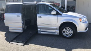 Used Wheelchair Van For Sale: 2012 Dodge Caravan  Wheelchair Accessible Van For Sale with a BraunAbility - Dodge Entervan II on it. VIN: 2c4rdgdg3cr254615