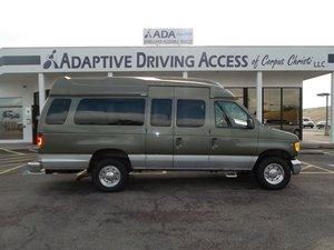 Used Wheelchair Van For Sale 2002 Ford E 150 Accessible