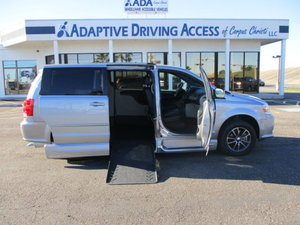 New Wheelchair Van For Sale: 2017 Dodge Grand Caravan SXT Wheelchair Accessible Van For Sale with a VMI Dodge Summit on it. VIN: 2C4RDGCG6HR859088