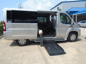 Used Wheelchair Van For Sale: 2015 Ram Promaster Low Roof Wheelchair Accessible Van For Sale with a Commercial Vans Ram Promaster on it. VIN: 3C6TRVAG9FE513721
