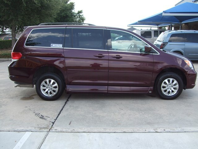 2010 honda odyssey ex l wheelchair van for sale vmi. Black Bedroom Furniture Sets. Home Design Ideas
