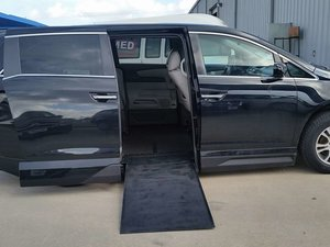 3194b88e89 Used Wheelchair Van For Sale  2012 Honda Odyssey EX-L Wheelchair Accessible  Van For