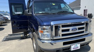 Used Wheelchair Van For Sale: 2011 Ford E-250 EL Wheelchair Accessible Van For Sale with a VMI - Full Size Wheelchair Vans on it. VIN: 1FTNE2EL3BDA48741