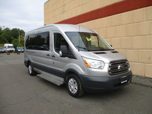 Used Wheelchair Van For Sale: 2017 Ford Transit  Wheelchair Accessible Van For Sale with a Commercial Vans AbiliTrax Modular Seating on it. VIN: 1FBAX2CM5HKA29301