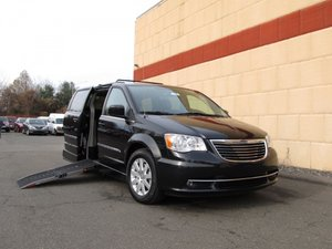 Used Wheelchair Van For Sale: 2016 Chrysler Town & Country Touring Wheelchair Accessible Van For Sale with a  on it. VIN: 2C4RC1BG0GR289704