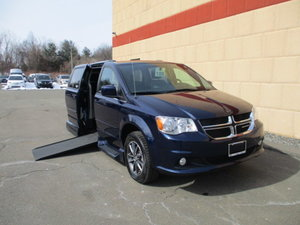 New Wheelchair Van For Sale: 2017 Dodge Grand Caravan SXT Wheelchair Accessible Van For Sale with a VMI Dodge Northstar on it. VIN: 2C4RDGCG7HR672152