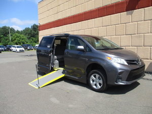 Used Wheelchair Van For Sale: 2018 Toyota Sienna S Wheelchair Accessible Van For Sale with a VMI VMI Northstar E Toyota  on it. VIN: 5TDKZ3DC2JS903494