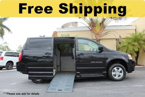2a561f96e19250 Used Wheelchair Van For Sale  2010 Dodge Grand Caravan SE Wheelchair  Accessible Van For Sale
