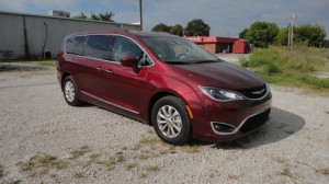 Used Wheelchair Van For Sale: 2017 Chrysler Pacifica Touring Wheelchair Accessible Van For Sale with a VMI - Chrysler Pacifica Northstar Access360 by VMI on it. VIN: 2C4RC1BG8HR795198